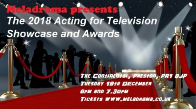 TV AWARDS POSTER 2018